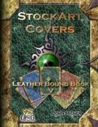 StockArt Covers: Leather Bound Book V