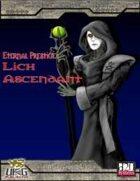 Eternal Prestige: Lich Ascendant