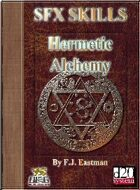 SFX Skills: Hermetic Alchemy