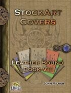 StockArt Covers: Leather Bound Book VIII