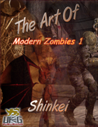 Art by Shinkei: Modern Zombies 1