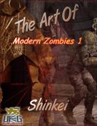 Art by Shinkei: Modern Zombies 1
