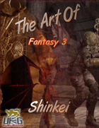 Art by Shinkei: Fantasy 3