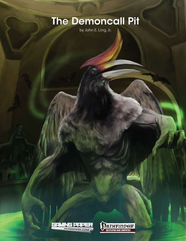 Cover of The Demoncall Pit