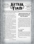 Vathak Times Issue 2 (Shadows over Vathak)