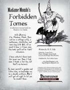 Madame Mombi's Forbidden Tomes