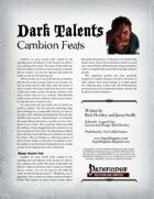 Dark Talents: Cambion Feats for Shadows over Vathak