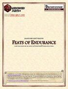 Feats of Endurance