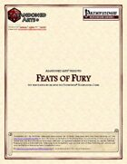 Feats of Fury