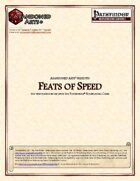 Feats of Speed