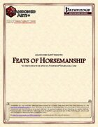 Feats of Horsemanship