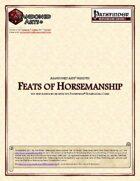 Feats of Horsemanship