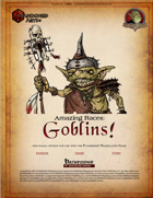 Amazing Races: Goblins!