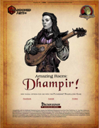 Amazing Races: Dhampir!