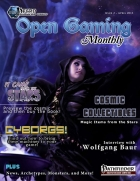 d20pfsrd.com presents Open Gaming Monthly #2