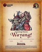 Amazing Races: Wayang!