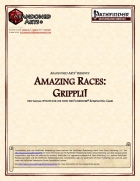 Amazing Races: Grippli!