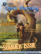 d20pfsrd presents Open Gaming Monthly #4