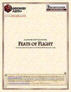 Feats of Flight