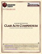 Class Acts Compendium (Single-File)