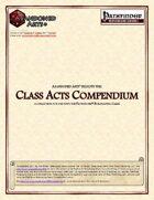 Class Acts Compendium (Single-File)