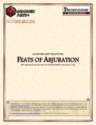 Feats of Abjuration
