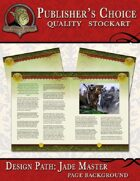 Publisher's Choice - Jade Master (Page Backgrounds)