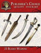 Publisher's Choice - 23 Bladed Weapons