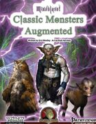 Mindblast! - Classic Monsters Augmented (PFRPG-Psionics))