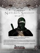 CLASSifieds: Nature's Shadow (Ninja Archetype)