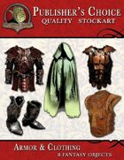 Publisher's Choice - 8 Armor & Clothing
