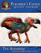 Publisher's Choice - Creatures A to Z: Achaierai