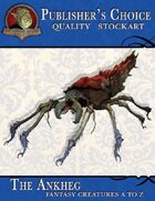 Publisher's Choice - Creatures A to Z: Ankheg