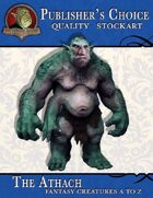 Publisher's Choice - Creatures A to Z: Athach