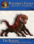 Publisher's Choice - Creatures A to Z: Basilisk