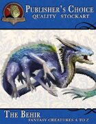 Publisher's Choice - Creatures A to Z: Behir