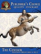 Publisher's Choice - Creatures A to Z: Centaur