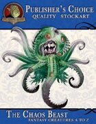 Publisher's Choice - Creatures A to Z: Chaos Beast
