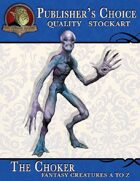 Publisher's Choice - Creatures A to Z: Choker