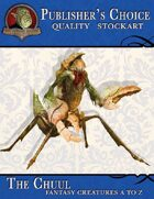 Publisher's Choice - Creatures A to Z: Chuul