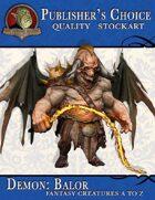 Publisher's Choice - Creatures A to Z: Demon Balor