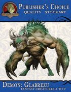 Publisher's Choice - Creatures A to Z: Demon Glabrezu