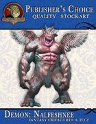 Publisher's Choice - Creatures A to Z: Demon Nalfeshnee