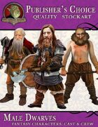 Publisher's Choice - Fantasy Cast & Crew: Male Dwarves