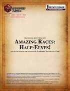 Amazing Races: Half-Elves!