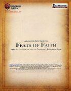 Feats of Faith