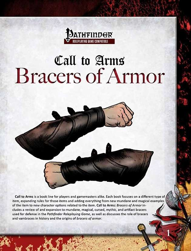 Call To Arms Bracers Of Armor Fat Goblin Games Fat Goblin Pathfinder Ogl Drivethrurpg Com Then so those two stack with monk defenses? usd