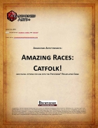 Amazing Races: Catfolk!