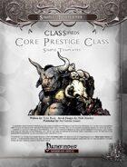 CLASSifieds: Core Prestige Class Simple Templates