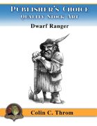 Publisher's Choice - Old School Fantasy! (Dwarf Ranger)